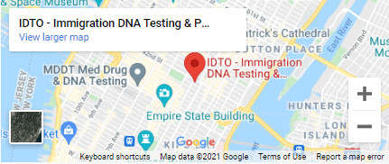 idto immigration dna & paternity testing center